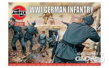 Airfix 00726V German Infantry - Vintage Classics