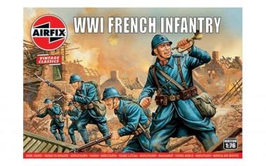 Airfix 00728V French Infantry - Vintage Classics