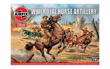 Airfix 00731V Royal House Artiller - Vintage Classics