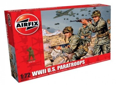 Airfix 00751 US Paratroops
