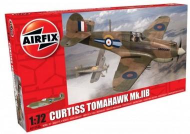 Airfix 01003A Curtis Tomahawk Mk.IIB