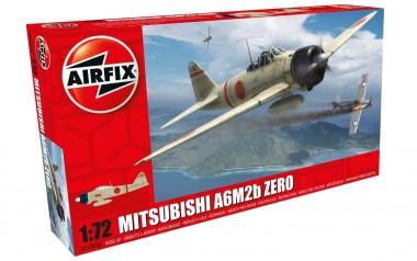 Airfix 01005A Mitsubishi A6M2b Zero