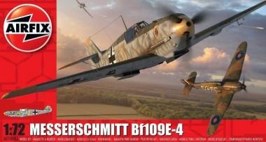 Airfix 01008A Messerschmitt Bf109E-4