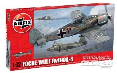 Airfix 01020 Focke Wulf Fw190A-8