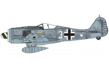 Airfix 01020A Focke Wulf Fw190A-8