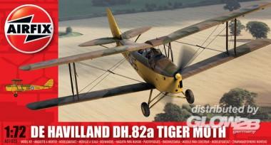 Airfix 01025 De Havilland DH.82a Tiger Moth
