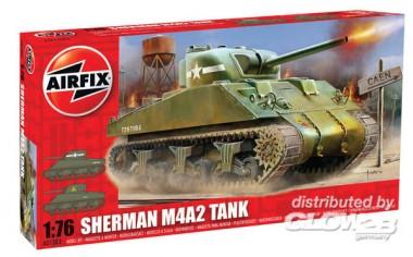 Airfix 01303 Sherman M4A2