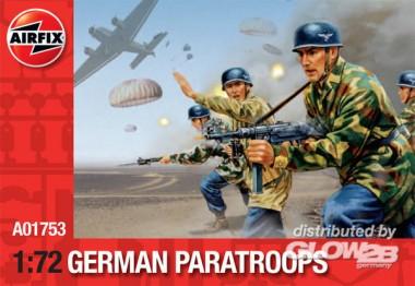 Airfix 01753 German Paratroops (Re-Release)