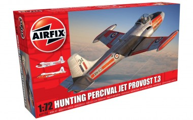 Airfix 02103 Hunting Percival Jet Provost T.3/T.3a