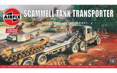 Airfix 02301V Panzertransporter Scammel