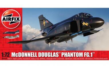 Airfix 06019 McDonnell Douglas Phantom FG.1 RAF