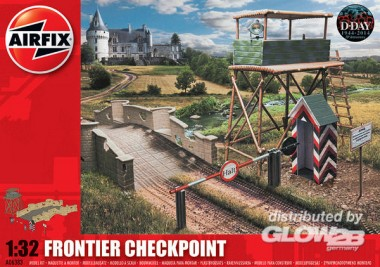 Airfix 06383 Frontier Checkpoint