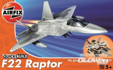 Airfix J6005 Raptor - Quick-Build