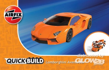 Airfix J6007 Lamborghini Aventador - Quick-Build