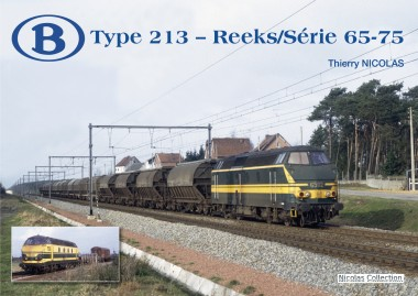 Nicolas Collection 74831 Type 213 - Reeks/Serie 65/75