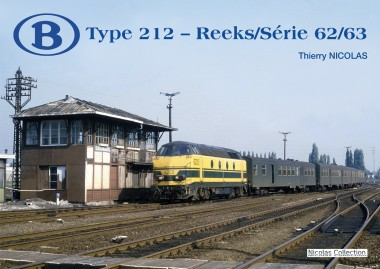 Nicolas Collection 74842 Type 212 - Reeks/Serie 62-63