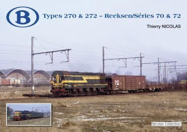 Nicolas Collection 74844 Type 270 & 272 - Reeks/Serie 70 & 72