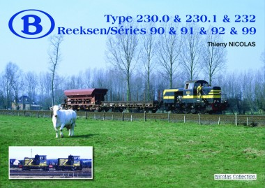 Nicolas Collection 74847 Type 230.0-230.1-232 - Reeks/Serie 90