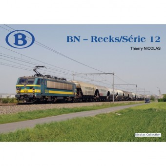 Nicolas Collection 74848 Type BN - Reeks/Serie 12