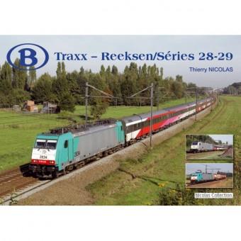Nicolas Collection 74849 Type TRAXX - Reeksen/Series 28-29