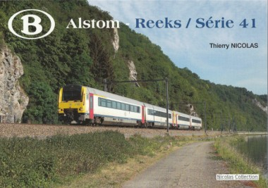 Nicolas Collection 74861 Type Alstom - Serie 41