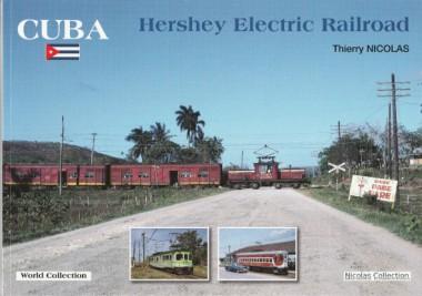 Nicolas Collection 74862 CUBA Hershey Electric Railroad