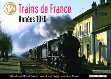 Nicolas Collection 74864 Trains de France - Annees 1970