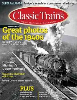 Kalmbach ct219 Classic Trains Summer 2019