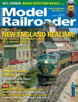 Kalmbach mr520 Model-Railroader Mai 2020
