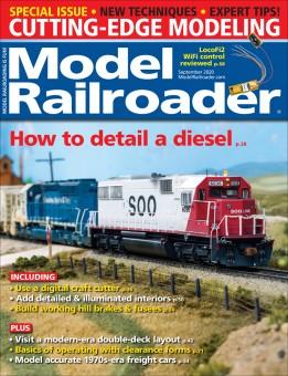 Kalmbach mr920 Model-Railroader September 2020