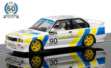 Scalextric 03829A BMW M3 (E30) #90 - 60 J. Collec. No.3