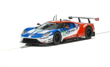 Scalextric 03857 Ford GT-GTE #66 LeMans 2016