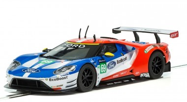 Scalextric 03858 Ford GT-GTE #69 LeMans 2016