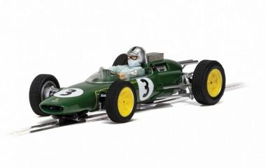 Scalextric 04083 Lotus 25 Monaco GP 1963 Brabham HD