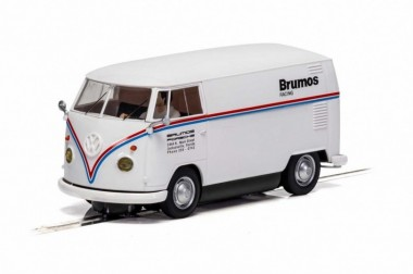 Scalextric 04086 VW Panel Van T1b Brumos Racing HD