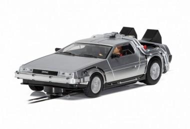 Scalextric 04117 DeLorean -Back to the Future HD