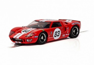 Scalextric 04152 Ford GT40 Rot #83 HD