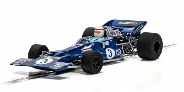 Scalextric 04161 Tyrrell 001 Canadian GP70 HD