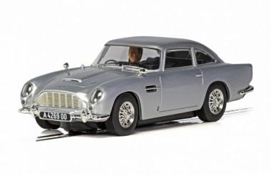 Scalextric 04202 James Bond Aston Martin DB5 HD NTTD