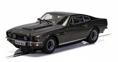 Scalextric 04203 Aston Martin V8 - James Bond 2020