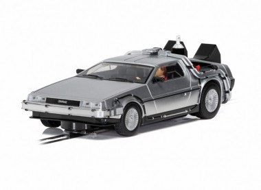 Scalextric 04249 DeLorean -Back to the Future 2 HD