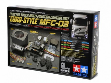 Tamiya 56523 Truck-Multifunktionseinheit MFC-03