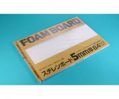 Tamiya 70139 Schaumstoffplatte 5mm (2) 257x364mm