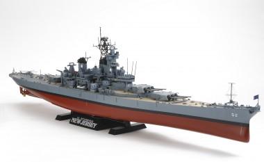 Tamiya 78028 US Kampfschiff New Jersey BB-62