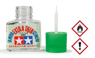 Tamiya 87038 Extra Thin Cement - Plastikkleber 40 ml