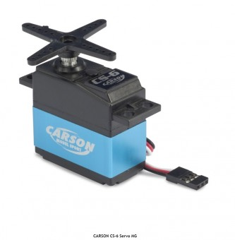 Carson 502036 CARSON CS-6 Servo MG