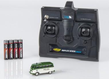 Carson 504121 VW T1/2 Kasten 2.4G 'Polizei'