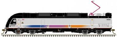 Atlas 40004073 NJT Hybridlok ALP-45DP Ep.6