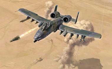 Italeri 01376 A-10 Gulf War