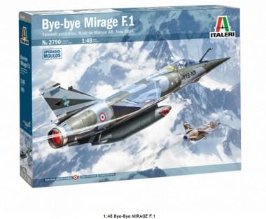 Italeri 02790 Bye-Bye MIRAGE F.1